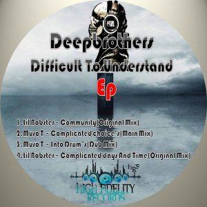 VA - Difficult To Understand EP