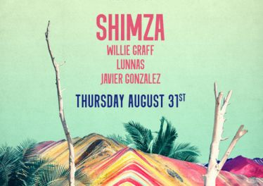 Shimza Live @Destino Welcomes (31.08.17)