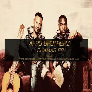 Afro Brotherz - CHAMAS EP [Society Brothers DJs]