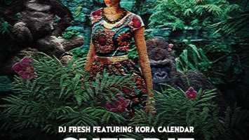 Dj Fresh feat. Kora Calendar - Cherrie (Pastor Snow's Afro Mix) 2017