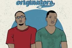 Nakedboys SA - The Originators EP