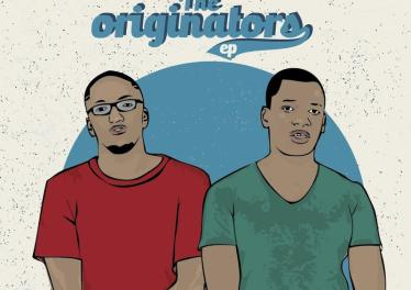 Nakedboys SA - The Originators EP