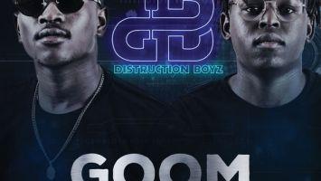 Distruction Boyz - Gqom Is The Future (Full Album)