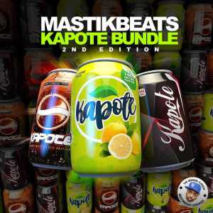 Mastiksoul - Kapote Bundle 2nd Edition EP
