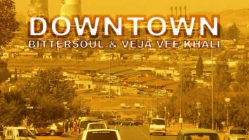 Veja Vee Khali, BitterSoul - Downtown (Original Mix)