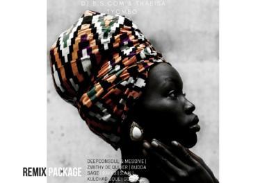 DJ B.S.Com feat. Thabisa Tyombe - Siyabonga Baba (EP)