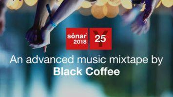 Black Coffee - Sónar 25: An advanced Music Mixtape by Black Coffee
