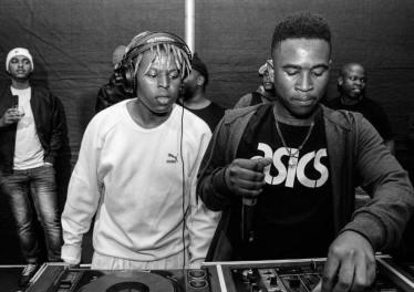 Distruction Boyz - Sónar 2018 Gqom Mix