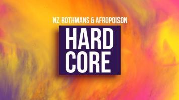 Afropoison & Nz Rothmans - Hardcore (Original Mix)