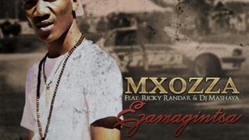 Mxozza - EzamaGintsa (feat. Ricky Randar & Dj Mashaya)