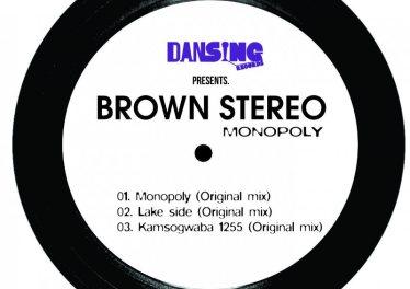 Brown Stereo feat. DJ Steavy Boy - Kamsogwaba 1255 (Original Mix)