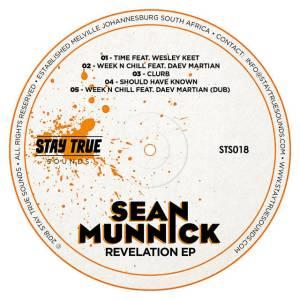 Sean Munnick - Revelation EP. Download deep house music 2018, mp3 deep house 2018, south africa deep house, fakaza deep house music