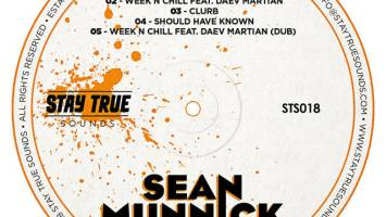 Sean Munnick - Revelation EP