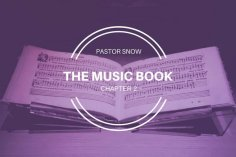 Pastor Snow - The Music Book, Pt. 2