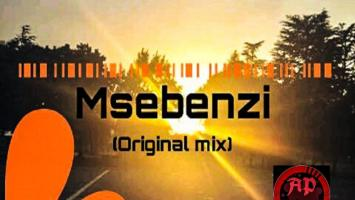 Soul Des Jaguar - Msebenzi (Original Mix)