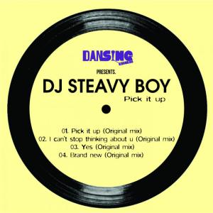 DJ Steavy Boy - Pick It Up EP. south african deep house, latest south african house, latest house music, deep house tracks, house music download, new house music 2018, best house music 2018, latest house music tracks, dance music, latest sa house music, new music releases