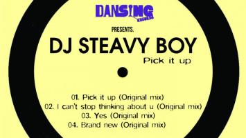 DJ Steavy Boy - Pick It Up EP
