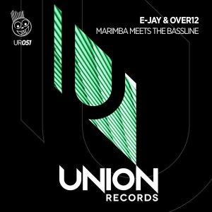 E-Jay & Over12 - Marimba Meets The Bassline (Afro Tech Mix)