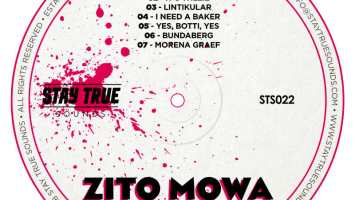 Zito Mowa - '95 March EP