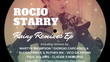 Rocio Starry, Ruthes Ma - The Rain (Buder Prince & Ruthes MA Remix)