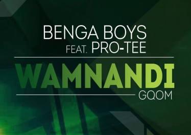 Benga Boys feat. Pro-Tee - Wamnandi