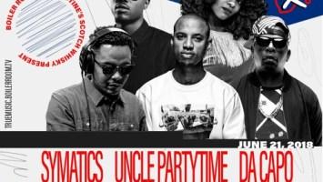 Da Capo - Boiler Room x Ballantine's True Music South Africa. deep house mix, musica fresca, afro tech house, afro house musica, afro beat, south african deep house, latest south african house, afromix, new house music 2018