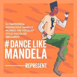 DJ Maphorisa - Dance Like Mandela (feat. Moonchild, Stilo Magolide, Mlindo The Vocalist & DJ Sbucardo).  latest south african house, mp3 download gqom music, gqom music 2018, new gqom songs, south africa gqom music, new house music 2018, best house music 2018, dance music, latest sa house music, new music releases, Latest gqom music, gqom tracks, gqom music download, dance music