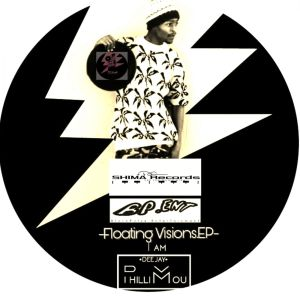 PhilliMou - Floating Visions EP