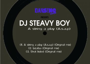 DJ Steavy Boy - Shot Listed (Original Mix)