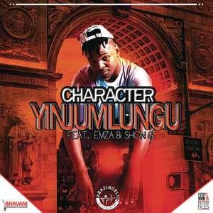 Character - Yinjumlungu feat. Chesah (Thulile P Mkhize). gqom tracks, gqom music download, club music, afro house music, mp3 download gqom music, gqom music 2018, new gqom songs, south africa gqom music.