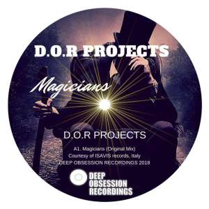 D.o.r Projects - Magicians (Original Mix)