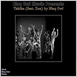 Blaq Owl feat. Zox - Tshika (Original Mix)