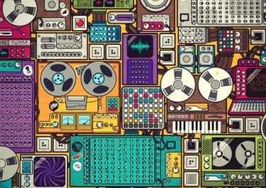 85jk8jv0283h9u Mdusevan & Tin Tin - Electronic Blues