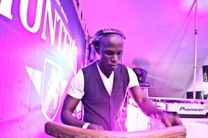 DJ Kent DJing South Africa Top DJs