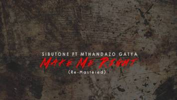 Sibutone feat. Mthandazo Gatya - Make Me Right (Echo Deep Remix). new house music 2018, best house music 2018, latest house music tracks, afro house music, latest sa house music