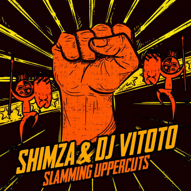 Shimza & Dj Vitoto - Slamming Uppercuts (Uppercut Mix)