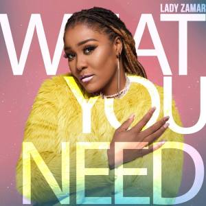 Lady Zamar - What You Need 1 tegory%