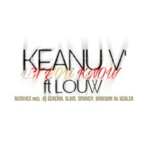 Keanu Vs. & Louw - Let You Know (Horisani De Healer Remix). new house music 2018, best house music 2018, latest house music tracks, dance music, latest sa house music, new music releases