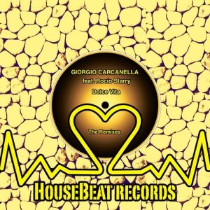 Giorgio Carcanella feat. Rocio Starry - Dolce Vita (HyperSOUL-X's HT Mix). latest house music, deep house tracks, house music download, club music, afro house music, afro deep house, new house music 2018, best house music 2018, latest house music tracks