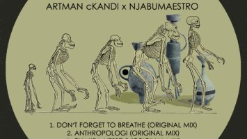 Artman cKandi & NjabuMaestro - Anthropologi EP, latest house music, deep house tracks, house music download, south african deep house, latest south african house, afro house music, deep house datafilehost, afro deep house