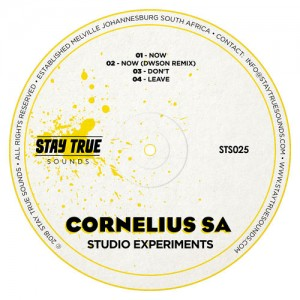 Cornelius SA - Studio Experiments EP. deep house tracks, house music download, afro house music, afro deep house, deep house datafilehost, deep house sounds, deep house, south african deep house, latest south african house
