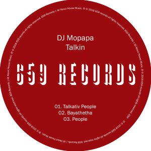 DJ Mopapa - Bayathetha (Original Mix)
