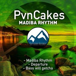 PvnCakes - Bass Will Getcha (Original Mix) Madiba rhythm EP, afro deep house, deep tech house, afro tech house, afro house music 2018, south african house music