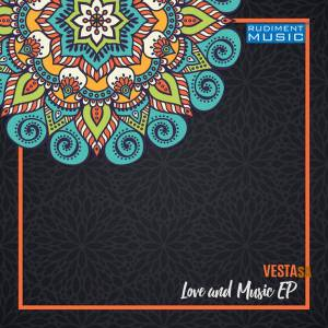 Vesta SA - Ezase Mrara (1491 Mix) - Love & Music EP, south african afro house music, afro house 2018, new house music