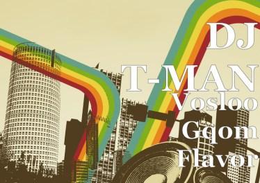 DJ T-MAN - Vosloo Gqom Flavor (Original)