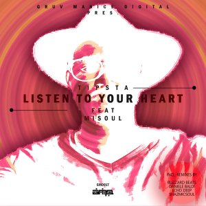 Tipsta & Misoul - Listen To Your Heart (Echo Deep Remix), new house music 2018, best house music 2018, latest house music tracks, dance music, latest sa house music