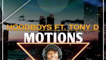Hood Boys feat. Tony - Motions (Original Mix)