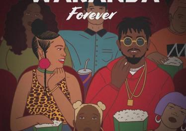 33819539980288 n Sho Madjozi - Wakanda Forever (feat. Ycee)