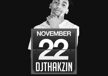 Dj Thakzin - 22 November, latest house music, deep house tracks, house music download, club music, afro house music, afro tech, afro deep tech house