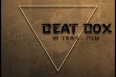 DJ Tears PLK - Beat Box Vol.1 (Instruments), afro house 2017, download afro house instrumental, house beat, sa afro house music